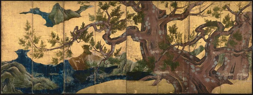 Kano_Eitoku_-_Cypress_Trees.jpg